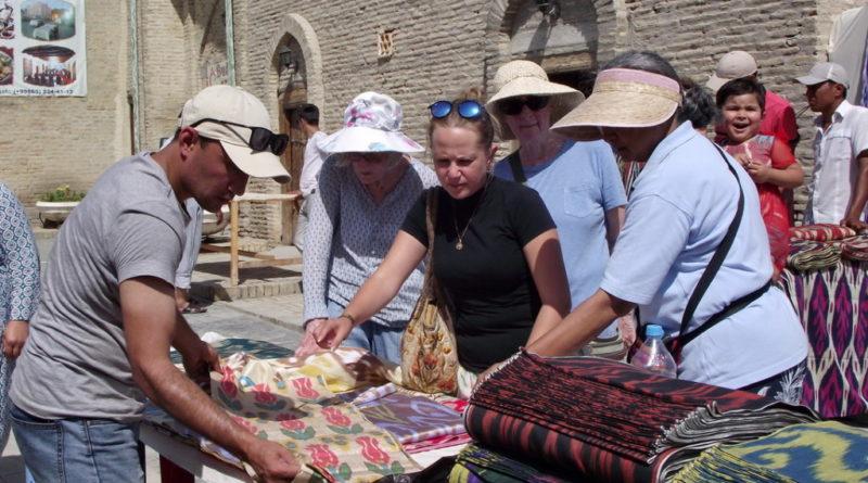туристов