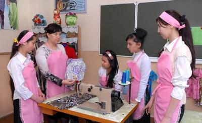 ремёсла Узбекистана