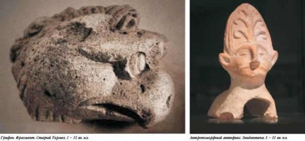 древние архитектурные форм