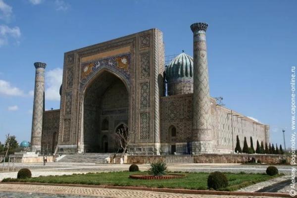 архитектура Темуридов