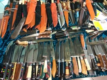 Ножи из Чуста