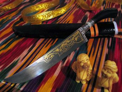 Ножи из Шахрихана