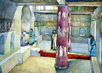 зороастрийских храмах