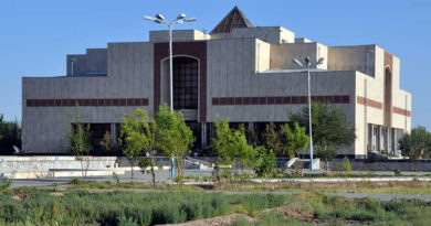 Краеведческий музей Каракалпакстана