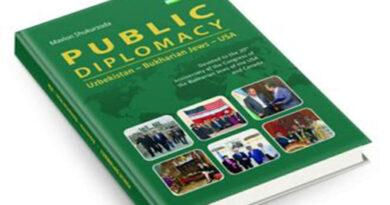 PUBLIC DIPLOMACY: Uzbekistan