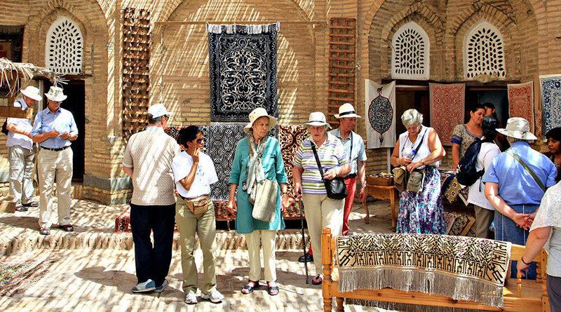 туристы из СНГ